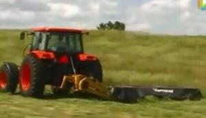 威猛M系列割草機作業視頻