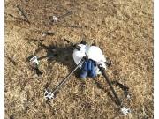 Word天,天農M6E植保無人機從六樓摔下來會怎樣?