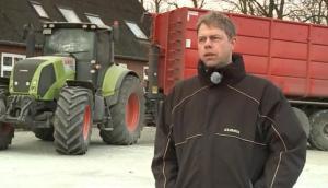 科樂收AXION850拖拉機客戶采訪