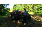 麥考密克X10拖拉機耙地作業