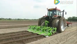 比利时AVRSpeedridger起垄整形机