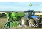 比利時AVRSpirit4100土豆收獲機