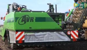 比利时AVR公司Apache土豆起收机2013