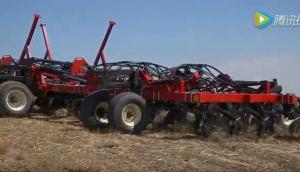 Versatile公司DeltaTrack 500履带拖拉机