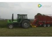 supertino公司Ca系列牧草直收飼喂車