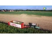 Supertino公司MEGA35/40型牧草直收饲喂车