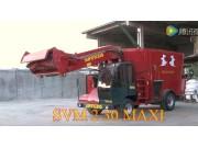 supertino公司SVM和VM系列饲料搅拌车