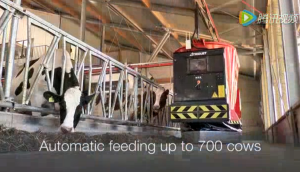 萃歐立公司Triomatic T35自動喂料機器人