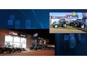 乐星拖拉机巴西工厂开业