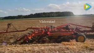 vaderstad公司系列整地設備介紹