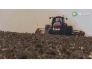 Vaderstad公司Tempo R12播种向日葵创造速度新纪录