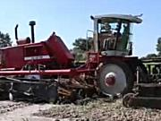 Agrifac公司ZA-215-EH型洋葱收获-作业视频