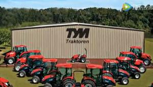 東洋公司T433 T503和T603拖拉機介紹