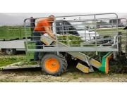 ORTOMEC公司牵引式蔬菜收获机-作业视频