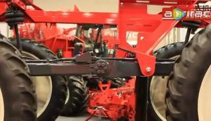 Agrifac公司StabiloPlus噴藥機底盤仿形系統演示視頻