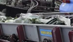 UNIVERCO公司卷心菜收獲機-作業視頻