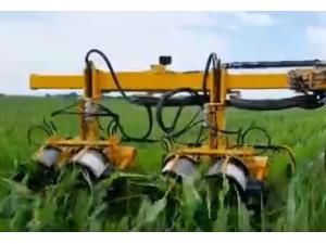 阿尔斯波5170高地隙玉米去雄机-作业视频