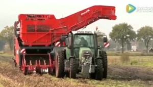 迪沃夫R系列牽引式馬鈴薯收獲機