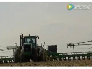 大平原公司YP2425型氣吹播種機