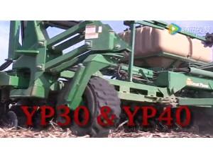 大平原YP-30和YP-40請免耕播種機