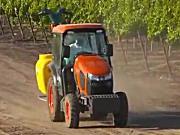 久保田M5系列园林拖拉机-作业视频