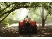 久保田M5L系列園林拖拉機-作業視頻