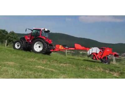 库恩FC3160TC牵引式割草机-作业视频