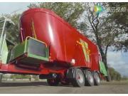 斯特劳曼Verti-Mix4501牵引式饲料搅拌机-作业视频
