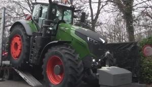 芬特1050拖拉機-產品展示