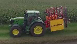 Güttle公司Supermaxx联合整地机-作业视频
