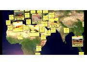 Cicoria打捆機全球分布情況視頻展示