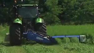 BCS公司Rotex系列割草機-作業視頻