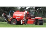 Vervaet公司Hydro Trike系列自走式施肥机-产品介绍