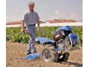 BCS公司PowerSafe系列手扶式微耕机-作业视频