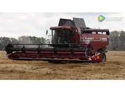 戈梅利GS14系列联合收割机收麦子