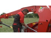 萊利Splendimo PC330牽引式割草機