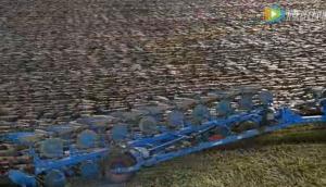 德国LEMKEN Diamant系列半悬挂式翻转犁