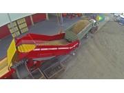 格立莫RH24-80XT泥土分离机和GBF装箱机