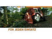 斯太尔拖拉机配套Forst林业设备