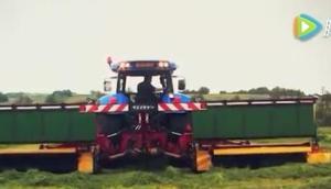 FELLA公司SM系列割草機-作業視頻