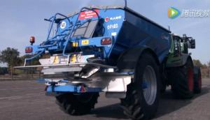拉贝ADLER XT130牵引式撒肥机