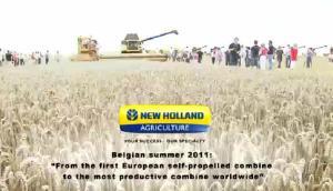 紐荷蘭收割機進化史