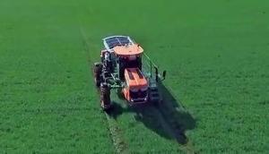 Stara公司Hercules6.0自走式撒肥机-作业视频