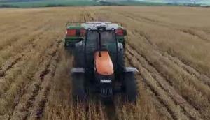Stara公司ST MAX105拖拉机-作业视频