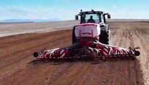 SOLA公司ARES2713背负式撒肥机-作业视频