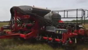 SEMEATO公司Newland系列气吹式点播机-作业视频