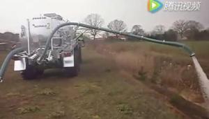 Moreau公司灌溉罐車-作業視頻