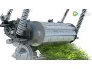 紐荷蘭FR系列青貯機產量監控系統