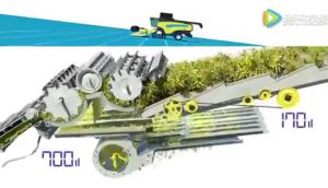纽荷兰Opti-Speed动态调速清选系统