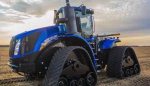 紐荷蘭T9系列拖拉機-產品介紹